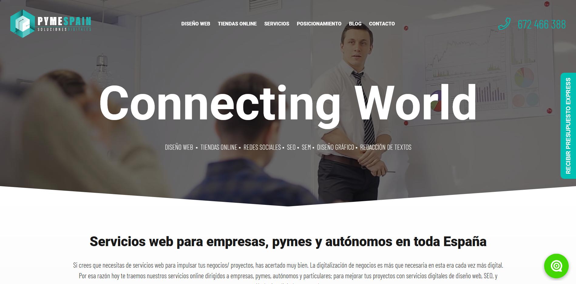Agencia de Marketing digital - Pymes Spain Agencia